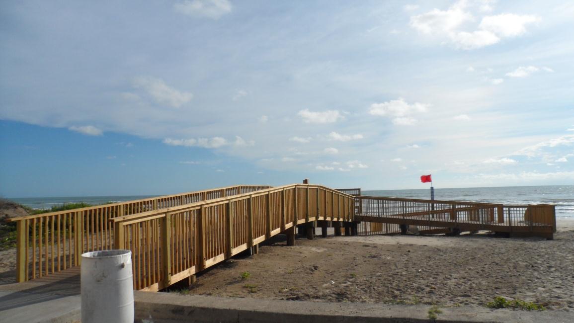 Beach Parking South Padre Island